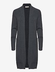 Cream - Amandine Knit Cardigan - swetry rozpinane - dark tradewinds - 0