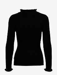 Cream - Helena Pullover - turtlenecks - pitch black - 1