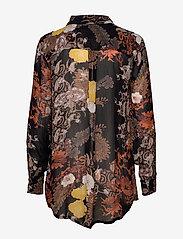 Cream - MargauxCR Shirt FSC - blouses à manches longues - pitch black - 1