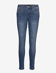 Cream - HostaCR Jeans - Baiily Fit - skinny farkut - clear blue denim - 0