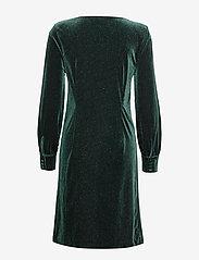 Cream - OliveCR Dress - robes de fête - deep green - 1