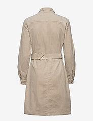Cream - SiljaCR Dress - shirt dresses - light beige - 1