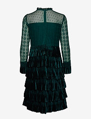 Cream - LizzyCR Dress - robes de fête - deep green - 1