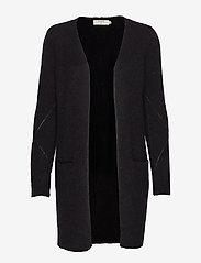 Cream - KaitlynCR New Cardigan - swetry rozpinane - pitch black - 1