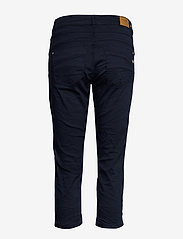 Cream - VavaCR 3/4 Pant coco fit - straight jeans - royal navy blue - 1