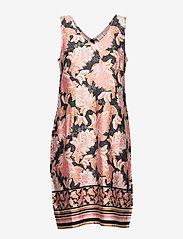 Cream - BahiaCR Dress - krótkie sukienki - spring pink - 0