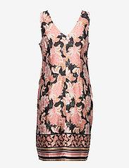 Cream - BahiaCR Dress - krótkie sukienki - spring pink - 1