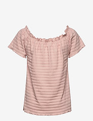 Cream - ToriCR T-shirt - t-shirts - spring pink - 1