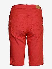 Cream - VavaCR Shorts - Coco Fit - bermuda-shortsit - aurora red - 1