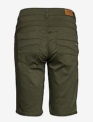 Cream - VavaCR Shorts - Coco Fit - bermuda-shortsit - burnt olive - 1