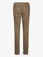 Cream - LotteCR Plain Twill - Coco Fit - skinny jeans - timber wolf - 1