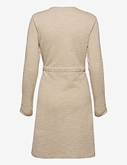 Cream - CRNisah Sweat Cardigan - swetry rozpinane - silver mink melange - 2