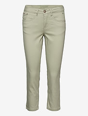Cream - CRVava Pant 3/4 - Coco Fit - straight regular - desert sage - 2