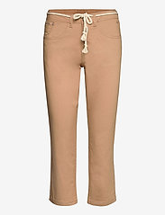 CRVava Pant 3/4 - Coco Fit - TANNIN