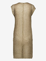 Cream - CRMugga Knit Cardigan - swetry rozpinane - mermaid - 1