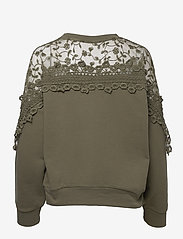 Cream - CRKalanie Sweatshirt - trøjer - sea turtle - 1