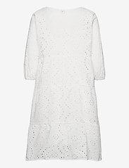 Cream - RistaCR Dress - sommerkjoler - snow white - 2