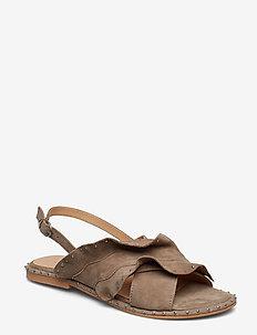 Ane sandal - LEAD GREY