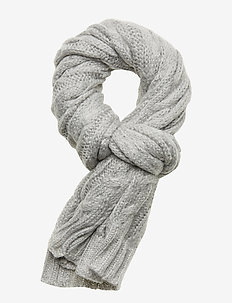 Lunea Scarf - LIGHT GREY MELANGE
