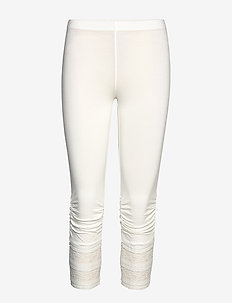 Agnes 3/4 Legging - CHALK