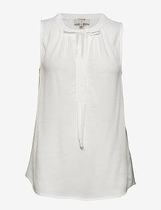 Vera blouse - CHALK