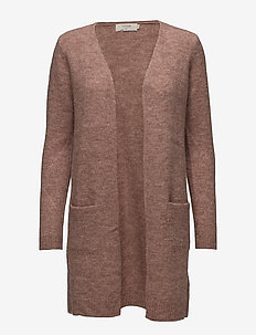 Kaitlyn Cardigan - swetry rozpinane - old rose
