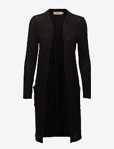 Mandy Cardigan - swetry rozpinane - pitch black