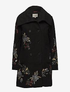 Cody Coat - PITCH BLACK