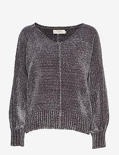 Mellie Knit Pullover - CASTLEROCK