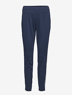 Beate pants - ROYAL NAVY BLUE