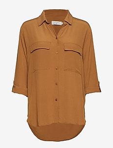 Milanie Shirt - BRONZED