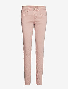Lotte Twill Jeans - Coco fit - OLD ROSE