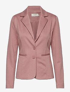 Anett Blazer - mantelpakken & co-ords - old rose