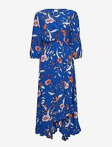 Ally Dress - LIMOGES BLUE