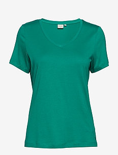 Naia T-shirt BCI - BOTTLE GREEN