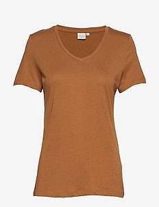 Naia T-shirt - BRONZED