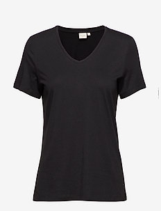 Naia T-shirt - t-shirty - pitch black