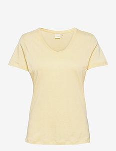 Naia T-shirt - t-shirty - yellow delight