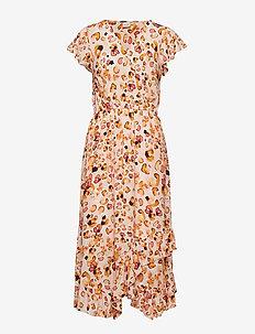 Alexia Dress - PINK CHAMPAGNE