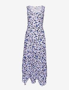 Bastily Dress - BABY BLUE