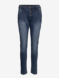 Sammy- Baiily fit - RICH BLUE DENIM