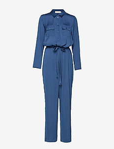 Winnie Jumpsuits - DARK DENIM