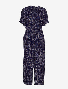 Germina jumpsuit - MARITIME BLUE