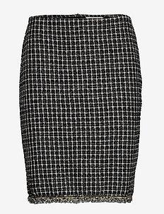 Caney skirt - PITCH BLACK