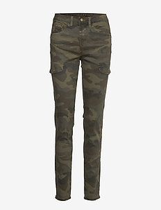 Anina carmu pants - shape fit - SEA GREEN