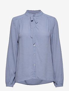 Ava Shirt - INFINITY BLUE