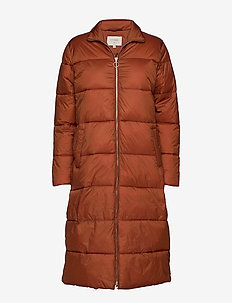 Gaiagro Long Jacket - GINGER BREAD