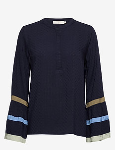 NeaveahCR Shirt - ROYAL NAVY BLUE