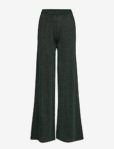 SierraCR Knit Pants - DEEP GREEN