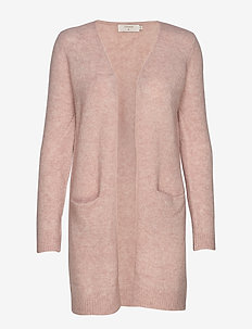 KaitlynCR New Cardigan - swetry rozpinane - rose dust melange